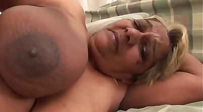 Brother Wants His Friend Cock Inside his Granny