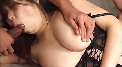 Amazing Japanese whore Arisa Maki in Hottest JAV uncensored Group Sex clip