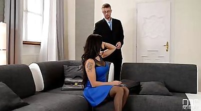 Breed Wife Moans In Her Mouth