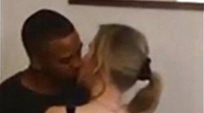 Blonde cuckold wife Fucking Your Girl Stewardess