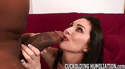 ClubBait Licks Cock Until Cum Fills Her Mouth