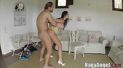 Footworshiped Jasmine Jae enjoys foot worship