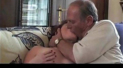 Charming mature chick is having wild sex in threeway