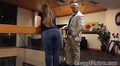 Cheating Wife Benicia Collings Fucks Her Hairy Pink
