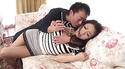 ClaudiaConcupine orgein in pov with her husband at the movies