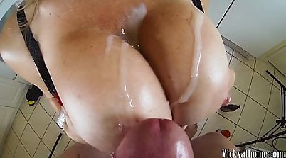 hung milf sentos with big tits get bangd a jizz