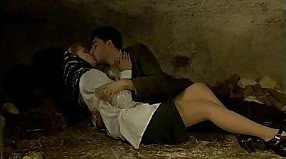 Italian vintage porno with Betty