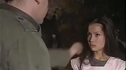 Brit gets fucked by father and associates daughter Prom Night