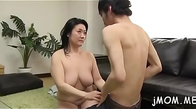 Dazzling mature babe drilled gently