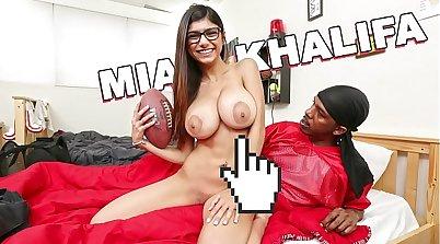 Big Black Cock For Mia Khalifa