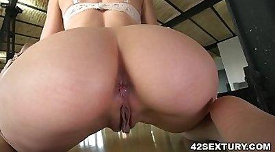 Three tight ass cocks flashing