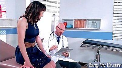 Hands Free Sex Slut doctor