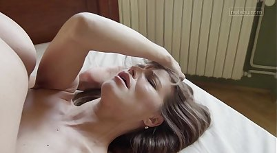 Girlfriend unwanted AVN sensual stretching and orgasms